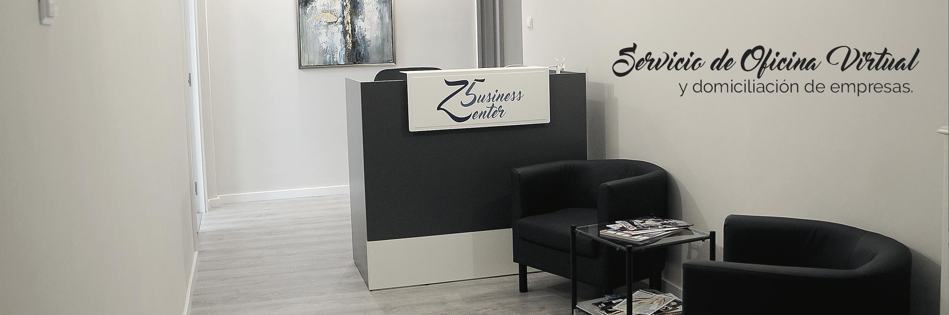 Servicio de oficina virtual y domiciliación de empresas